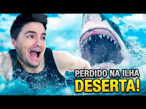 ENFRENTEI UM TUBARÃO! SD #01