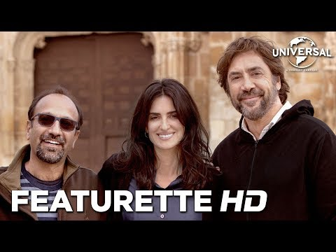 Todos lo saben - Making Of del director Asghar Farhadi?>