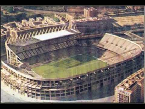 Homenaje al Estadio Vicente Calderón