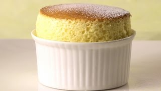 Twice Baked Cheese Soufflé
