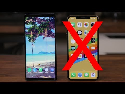 Video 5 Reasons Why Galaxy Note 9 DESTROYS the iPhone Xs Max download in MP3, 3GP, MP4, WEBM, AVI, FLV January 2017