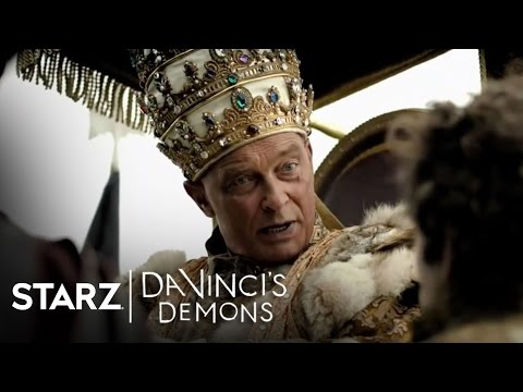 Da Vinci's Demons Season 2 (Promo 'The Evolution of Lucrezia and Pope Sixtus')