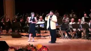 Concert of singer, entertainer Johnny Roubian at the Yerevan Opera House