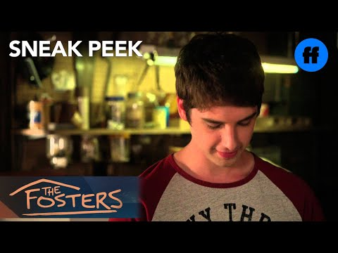 The Fosters 3.13 (Clip 'Mat & Brandon')