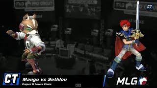 WHOBO LF: Mango (Fox, Falco) vs Sethlon (Roy)