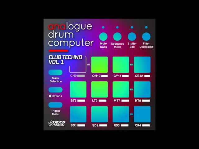 Biome Digital - Club Techno Vol.1 - Techno, Minimal, House, EDM, Sample Pack, Tech House