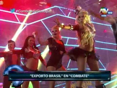 ¡Regresaron! Checa el video del espectacular baile de Paloma Fiuza y Brenda Carvalho