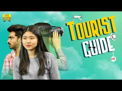 Tourist Guide - Latest Telugu Comedy Video | Lol Ok Please | Epi #49