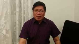 Samson asks Iglesia brethren to think before obeying