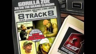 Gorilla Zoe- Strong ( 8 Tracks Mixtape)