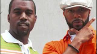 Common - Punch Drunk Love (Feat. Kanye West)