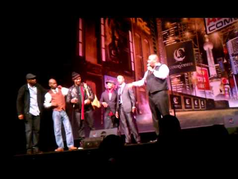 The Roast from Shaq's All Star Comedy Show in Cleveland
