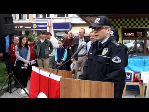 Pazar'da Karayolu Trafik Haftası Kutlandı