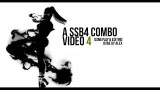 SSB4 Combo Video  4- alexGH2