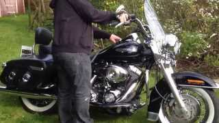 3. HARLEY-DAVIDSON FLHRC ROAD KING CLASSIC 2006 **FOR SALE**