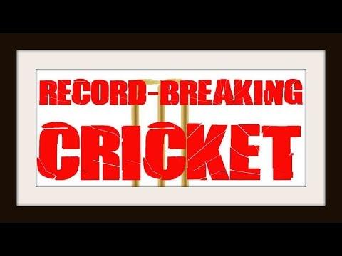 Record Breaking CricketCassette Trash Vol3