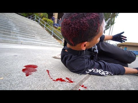 BMX EL TORO ATTEMPT GONE EXTREMELY WRONG *GRAPHIC* (видео)