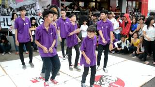 Video NiuBlock SHUFFLE Team A @KFC Pondok Gede MP3, 3GP, MP4, WEBM, AVI, FLV September 2018