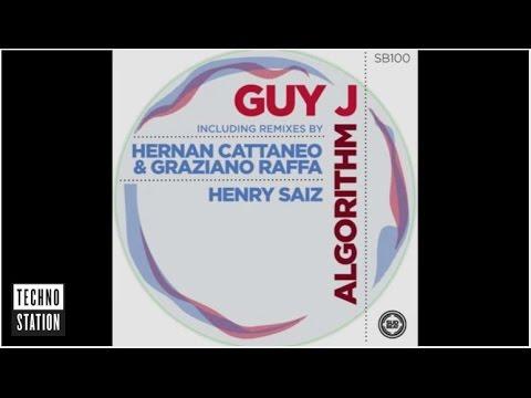 Guy J - Algorithm (Henry Saiz Remix) | Techno Station