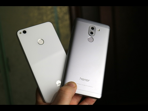 Huawei P8 Lite 2017 vs Honor 6X ITA