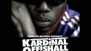 "Kardinal Offishal Featuring Akon ""Dangerous""With lyrics"