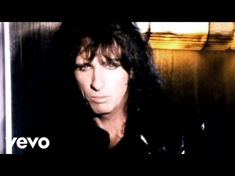 Alice Cooper – Love's A Loaded Gun