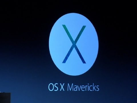 osx - Apple announces Mac OS X 10.9 Mavericks at its WWDC. The new OS brings more iOS features into the fold, including a quicker way to multitask, the Siri voice ...