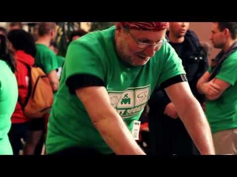 Együtt 100km Fogyatékos sportolókkal és Ironmanekkel