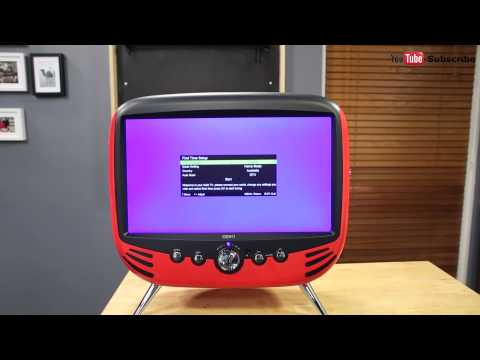 Seiki SE22RSD01AUR 22inch Retro Full HD LED TV reviewed by product expert - Appliances Online