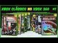 Rodando Jogos Do Xbox Cl ssico No Xbox 360 Parte 1 5 10