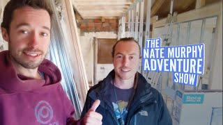 Mini VAN TOUR With KiteVanMan 🚐 Building INTERIOR STRUCTURES 🏠 & A ROAD TRIP To France | NMAS  by Nate Murphy