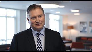 Innovation i NNIT, CEO Per Kogut fortæller...