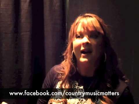 Sherry Lynn at CRS 2014