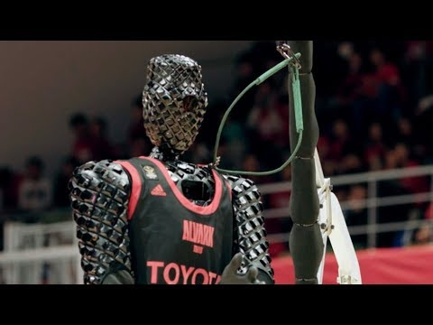 Robot Cue – Toyota