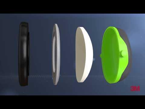 אוזניות פלטור 3M X5A