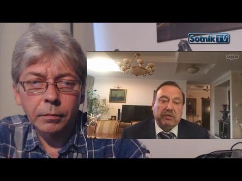 Г. ГУДКОВ НА SOTNIK-TV (прямой эфир)