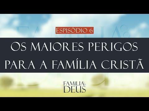 Os maiores perigos para a família cristã [Família com Deus - episódio 6 part. Josias Almeida]