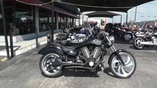 10. 008998 - 2005 Victory 8 Ball - Used Motorcycle For Sale