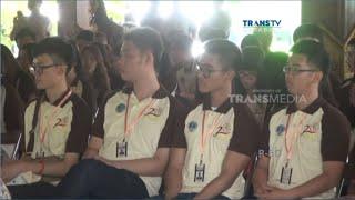 Video Kegiatan KKN Putera Presiden Dijaga Ketat di Mojokerto, Jawa Timur MP3, 3GP, MP4, WEBM, AVI, FLV Februari 2018