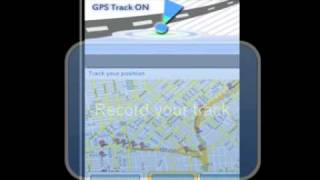 GPS TRACK ON YouTube video