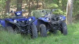10. 2016 Yamaha Kodiak 700 ATV review   Farms & Farm Machinery