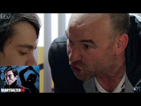 Coronation Street - Tim Has Words With Seb