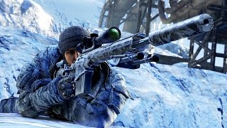Sniper Ghost Warrior 2  Sniper Mission Gameplay