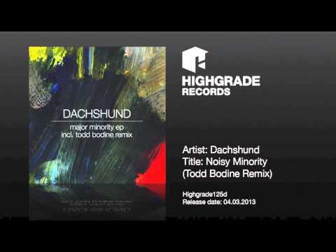 Dachshund - Noisy Minority (Todd Bodine Remix)
