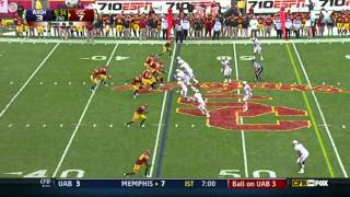 Matt Barkley vs Washington (2011)