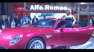 Alfa Romeo 8C Competition  - Dream Cars