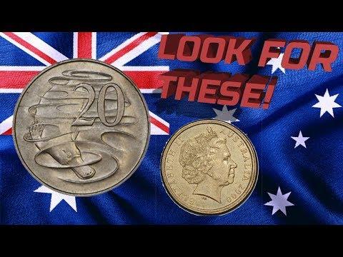 Australian Coin Errors - 1966 20c Wavy & 2000 $1 Mule