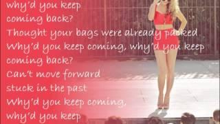 Haley Reinhart - Keep Coming Back (Studio Version Lyrics)