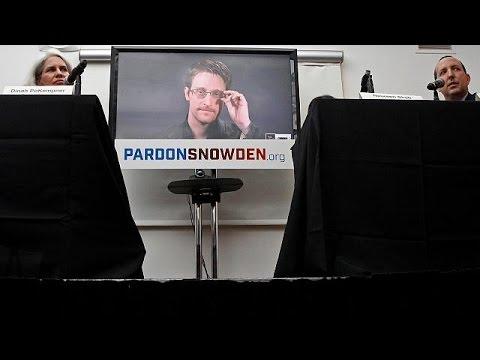 #Pardon Snowden: Εκστρατεία για την απονομή χάριτος στον Έντουαρντ Σνόουντεν