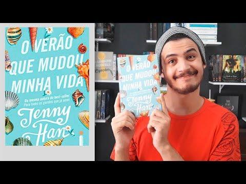 O Verão Que Mudou a Minha Vida (Jenny Han)   Patrick Rocha